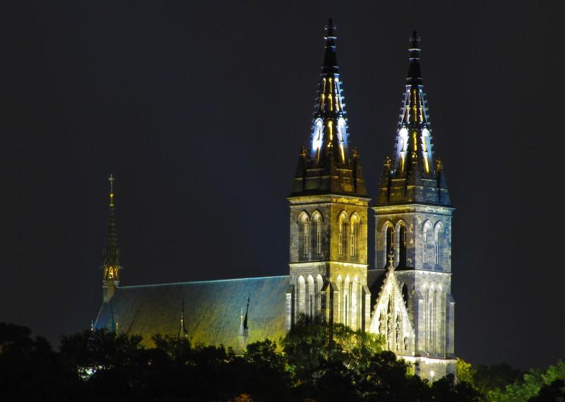Базилика св. Петра и Павла на Вышеграде