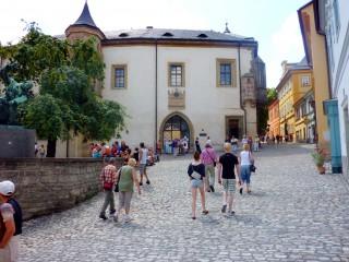 Музей серебра Градек и средневековая серебряная шахта