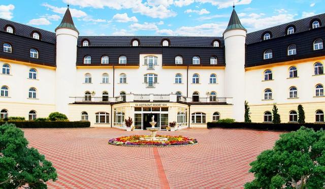 Отельный комплекс в замковом стиле SEN 5*