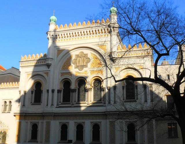 Испанская синагога - мавританская жемчужина в столице Чехии
