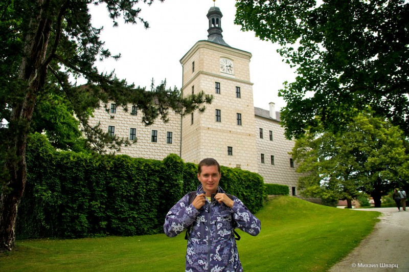 Замок Бржезнице (zámek Březnice)