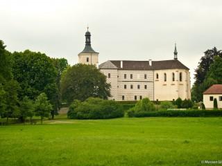Замок Бржезнице