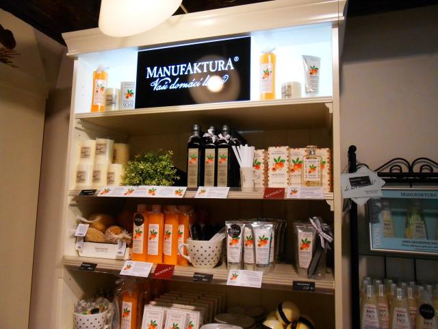 В магазине «Мануфактура»