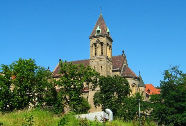 Комплекс монастыря Благовещения и церковь архангела Гавриила