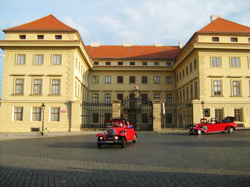 Салмовский дворец (Salmovský palác)