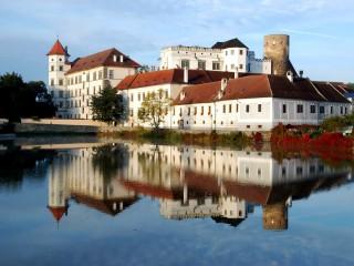 Замок Йиндржихув-Градец
