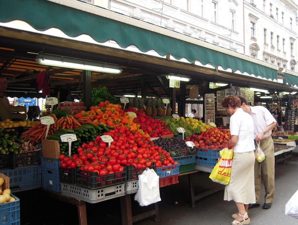 На Гавельском рынке