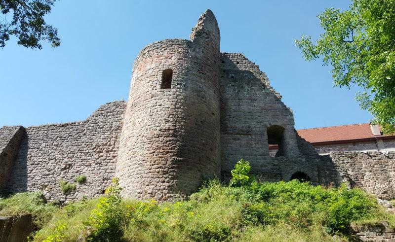 Крепостная башня