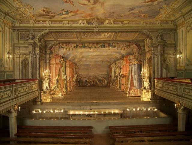 Замковый барочный театр (Zámecké barokní divadlo)