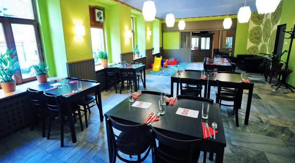Ресторан Mlsná Kavka