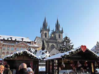 Что посмотреть в Праге зимой
