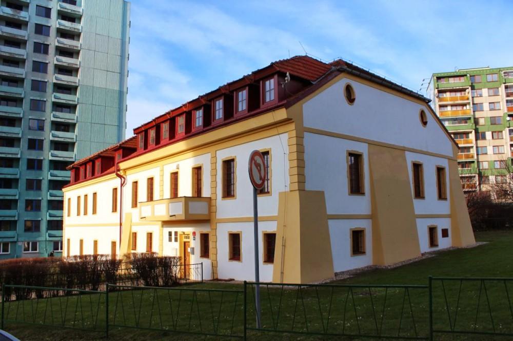 Старый Стржижков (Starý Střížkov)