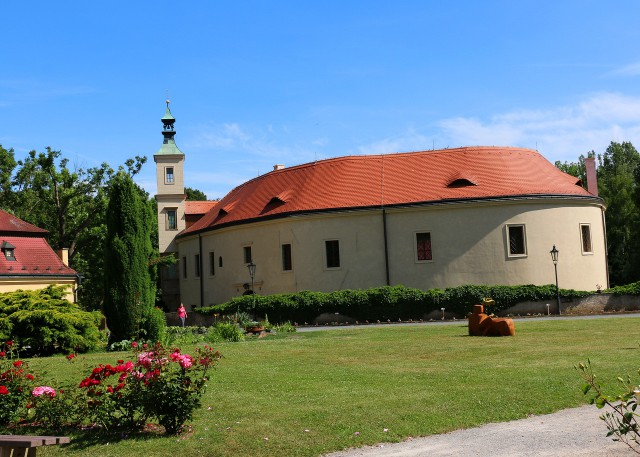 Розтоцкий замок