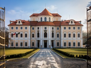 Шато Барокко – дворец любви и романтики