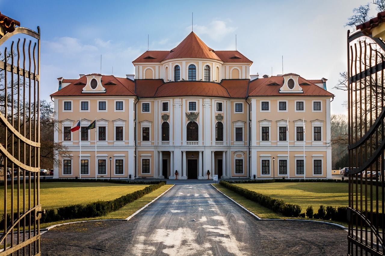 Замок Либлице – дворец любви и романтики