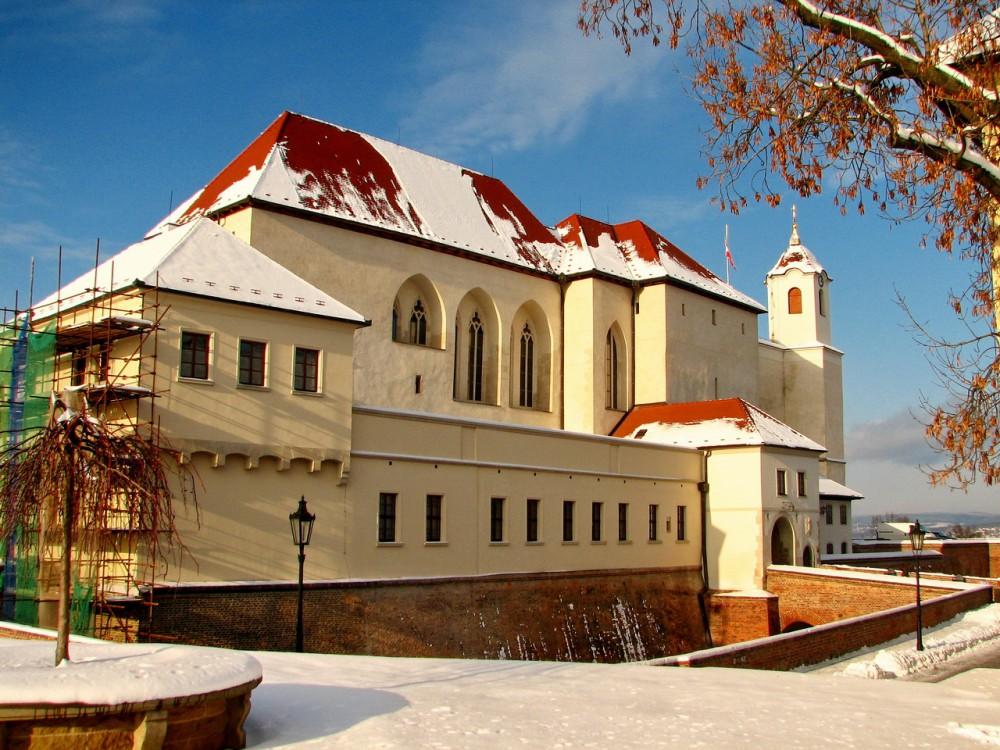 Крепость Шпильберк