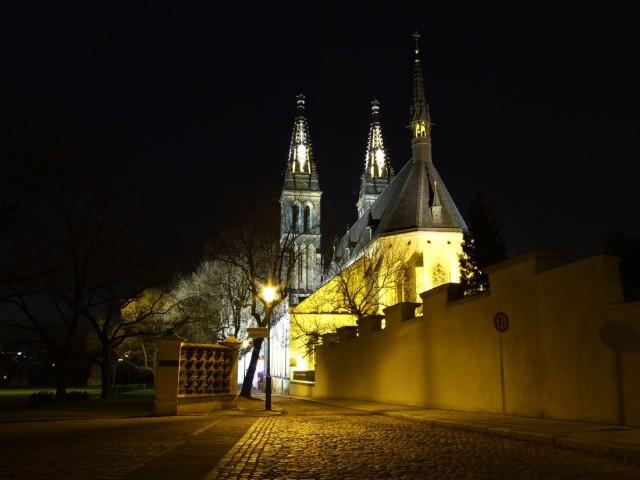 Церковь св. Петра и Павла (Bazilika svatého Petra a Pavla)