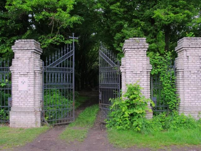 Кладбище дураков в Богнице (Hřbitov bláznů)