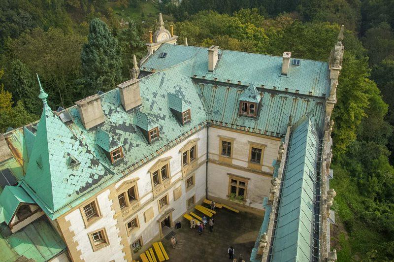 Замок Странов