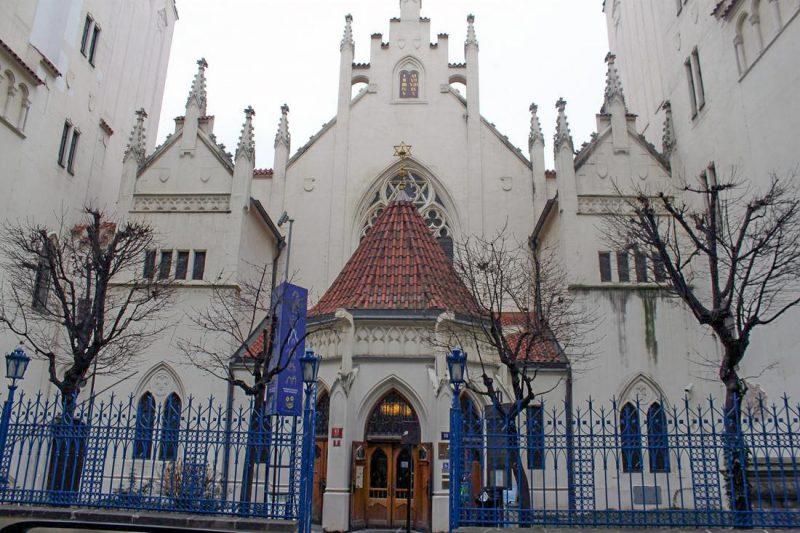 Майзелова синагога (Maiselova synagoga)