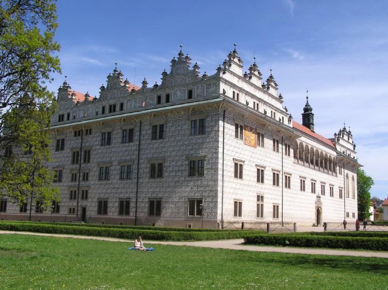 Замок Литомышль (Zámek Litomyšl)