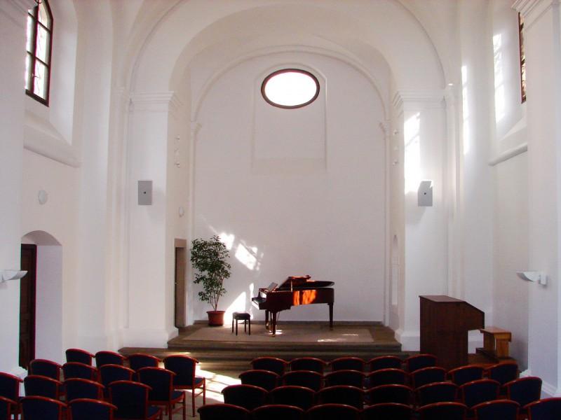 Концертный зал «Атриум» (Atrium na Žižkově)