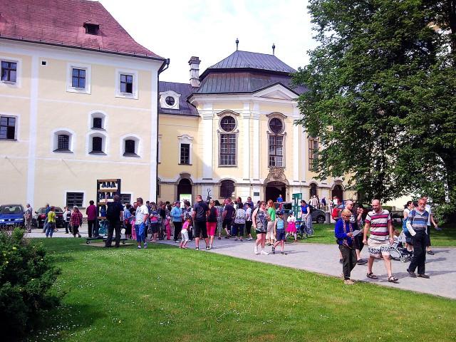 Замок Ждяр-над-Сазавой – бывший монастырь цистерцианского ордена