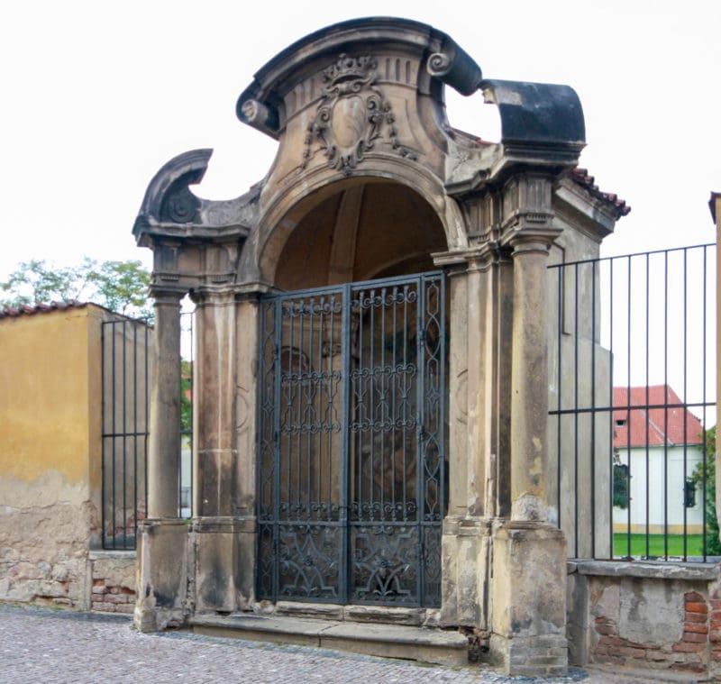 Часовня Святой Варвары(Kaple sv. Barbory)