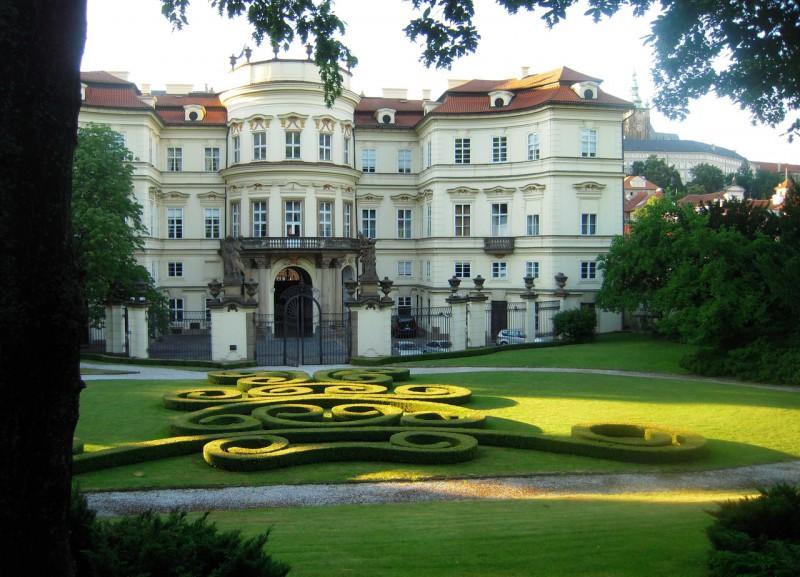 Лобковицкий сад