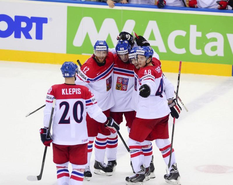 Чемпионат мира по хоккею с шайбой 2015 в Чехии