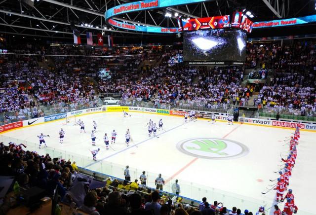 Чемпионат мира по хоккею с шайбой 2015