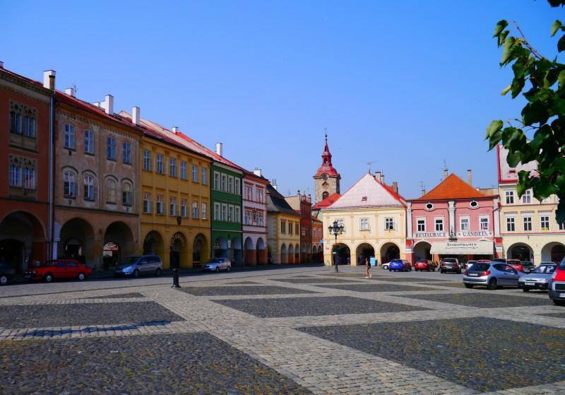 Йичин ( Jičín)