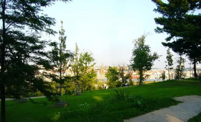 Парк Сакре-Кёр