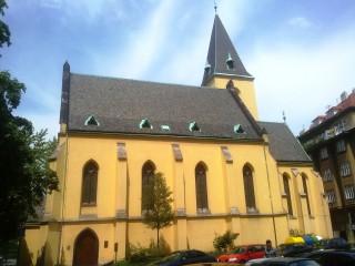 Костёл святого Климента в Новом Месте