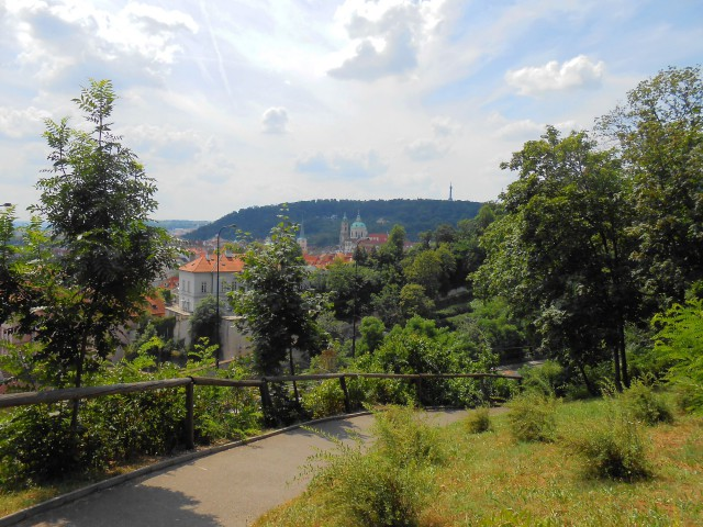 Хотковы сады - первый общественный парк Праги
