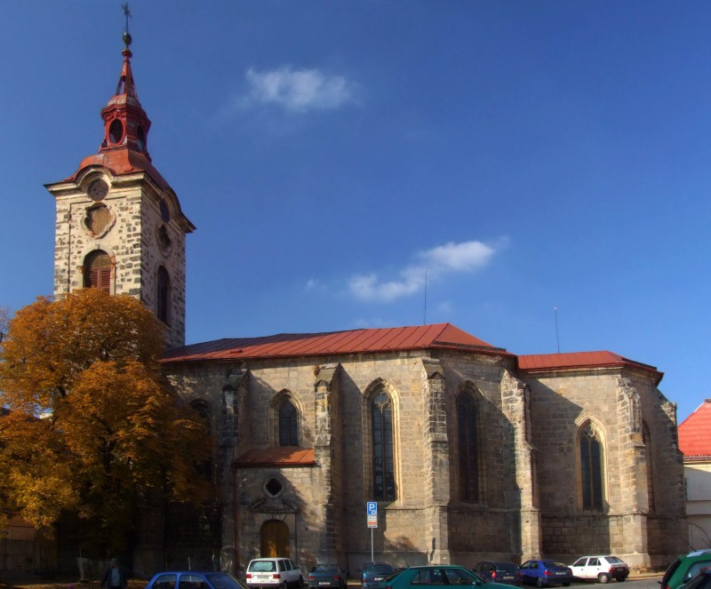 Костел св. Игнатия