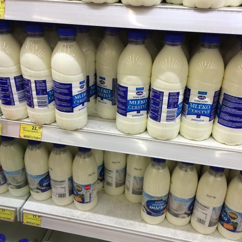 1л молока