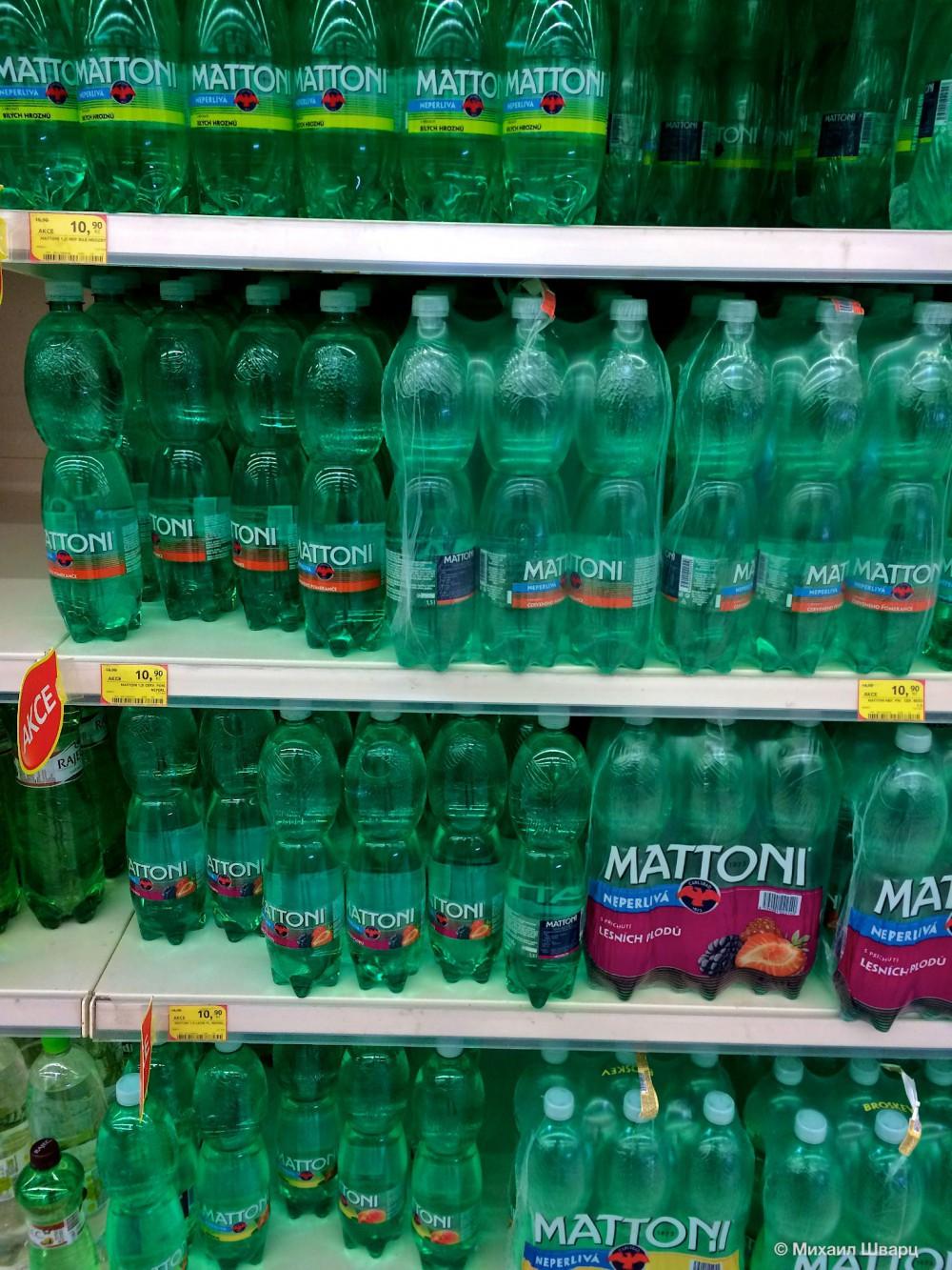 Минеральная вода Матони