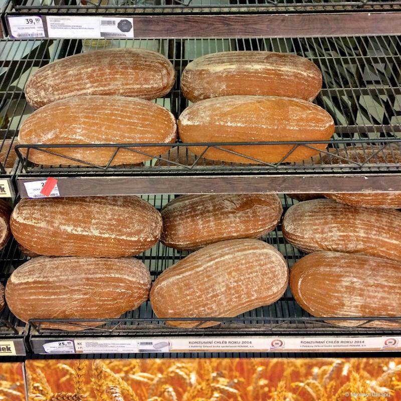 Обычный хлеб
