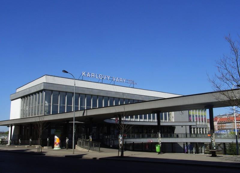 Верхний вокзал (Dolní nádraží)