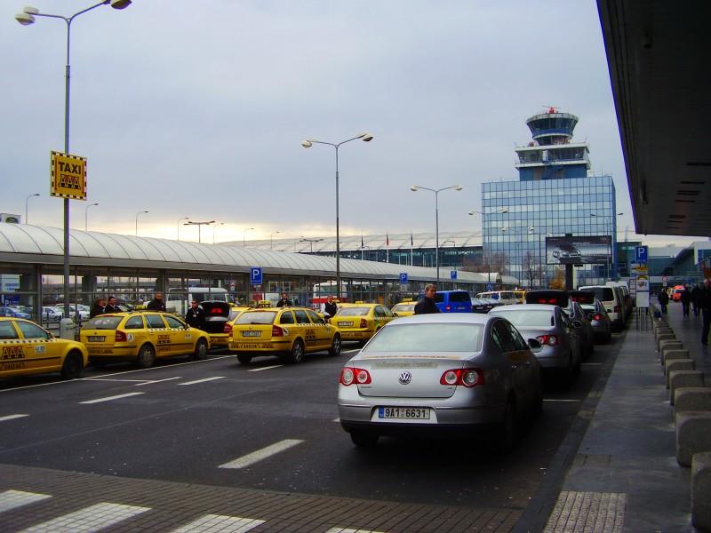 Такси из аэропотра
