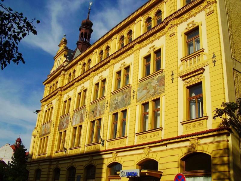 Отель Dvoracek
