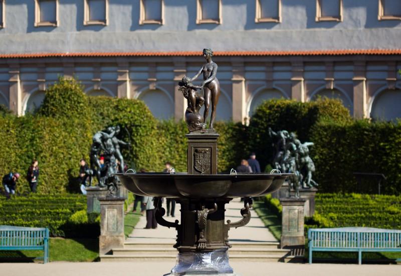 Венерин фонтан