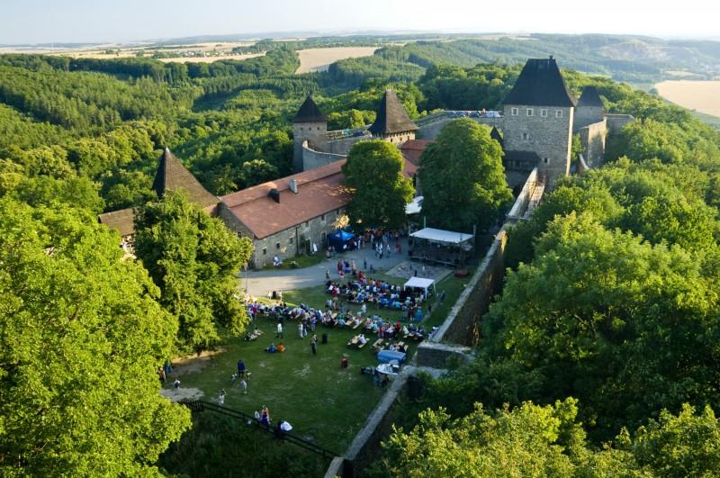 Гельфштын - один из крупнейших замковых комплексов Европы