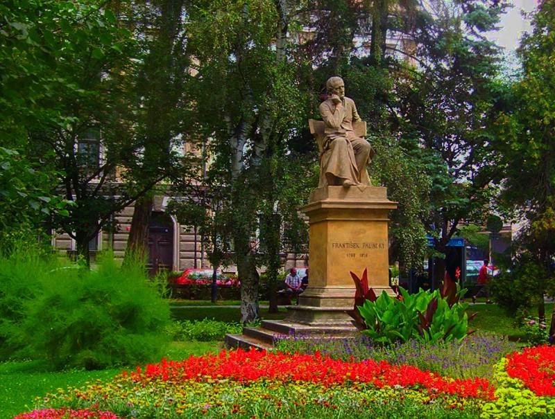 Сады Палацкого