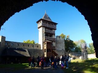 Замок Гельфштын