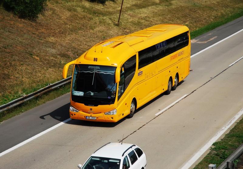 Автобус Student Agency