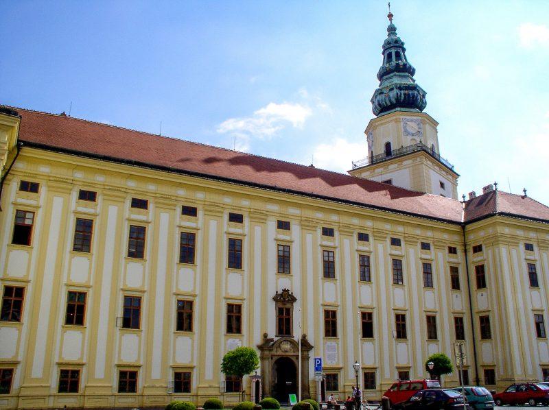 Епископская резиденция
