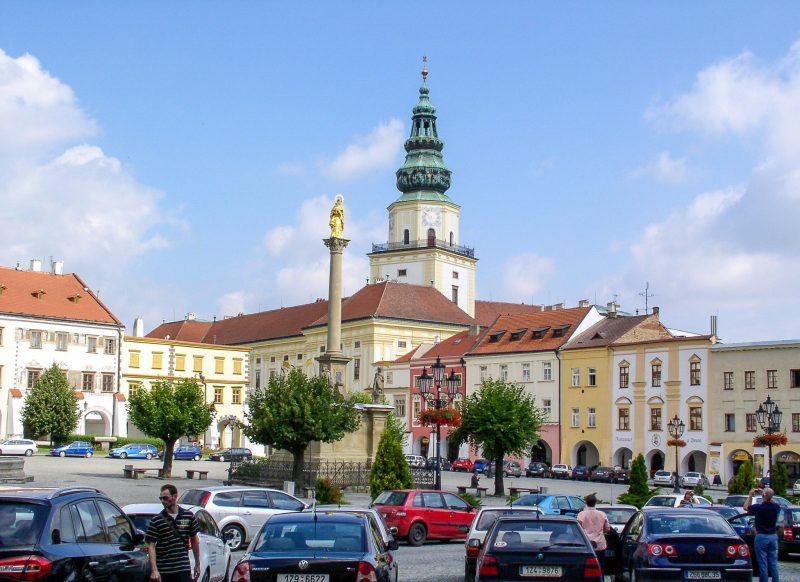 Кромержиж (Kroměříž)