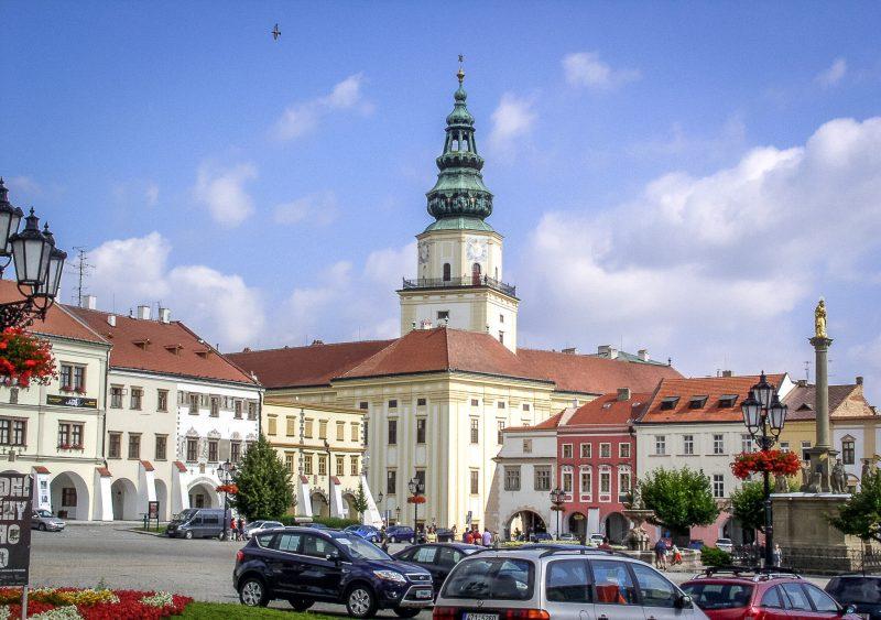 Большая площадь (Velké náměstí)
